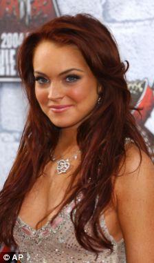 Lindsay Lohan normaal